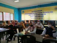 Workshop Pengembangan Platform Teknologi Program SMK Pusat Keunggulan