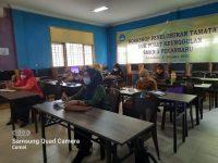 Workshop Penelusuran Tamatan (Tracer Study) SMK PK Negeri 3 Pekanbaru