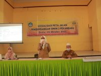 Sosialisasi Pengembangan Peta Jalan SMK PK Negeri 3 Pekanbaru